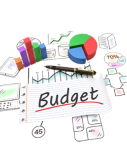 graphic black and white stock Budget clipart community. Senator witkos to host