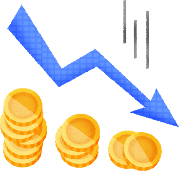 image royalty free library Budget clipart graph. Declined free on dumielauxepices