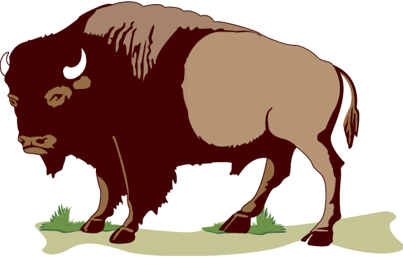 svg freeuse Buffalo clipart. Free cliparts download clip.