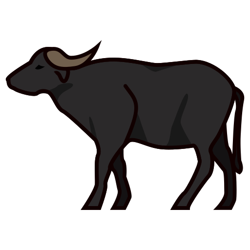 svg free download Buffalo clipart. Water free on dumielauxepices