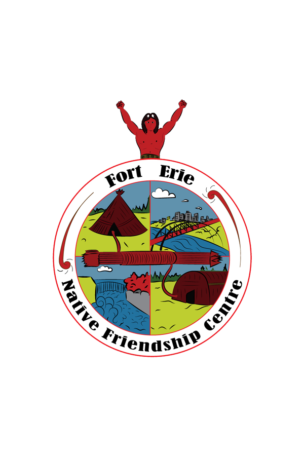 graphic library library Fort erie native friendship. Buffalo clipart aboriginal