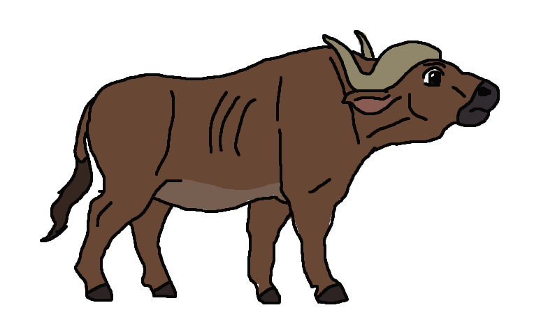 svg library library Buffalo Drawing at GetDrawings
