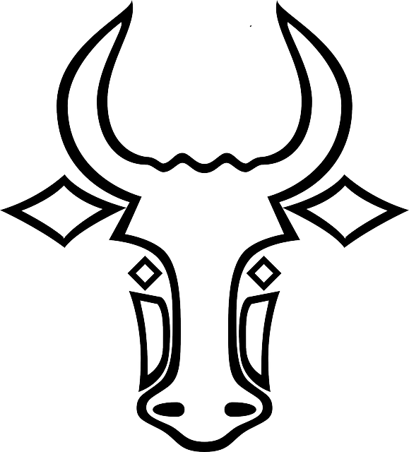 jpg freeuse stock Buffalo clipart face. Outline drawing at getdrawings