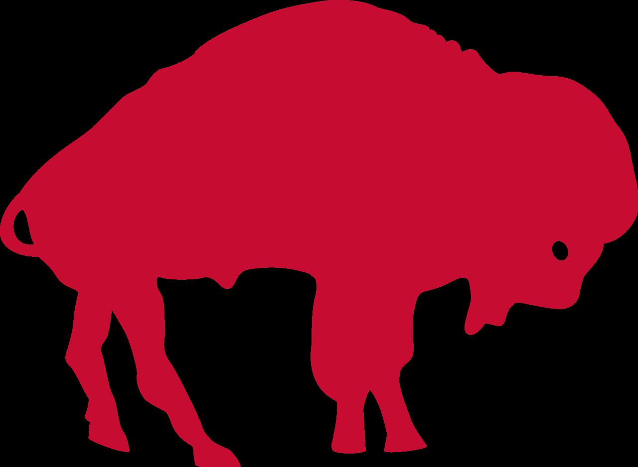 banner library stock File bills classic logo. Buffalo clipart svg