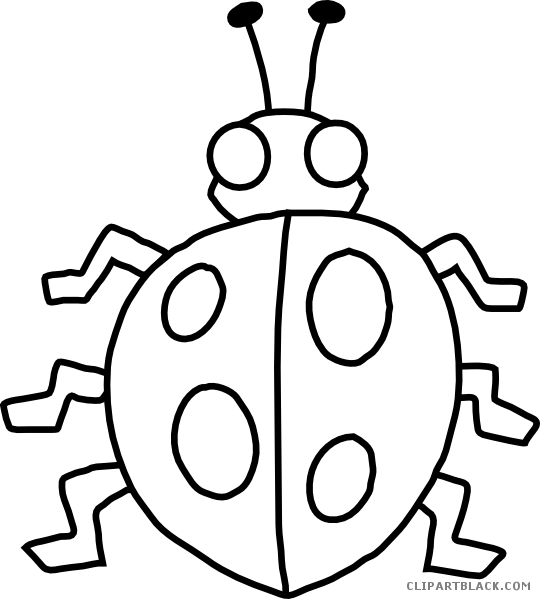 royalty free download Bug clipart black and white. Page of clipartblack com