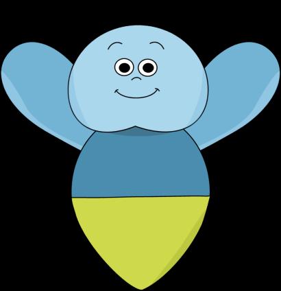 jpg download Glowworm lightening free on. Bug clipart blue bug