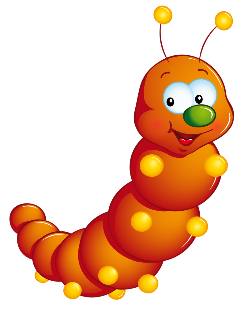 clipart freeuse stock Bug clipart orange bug.  png clip art
