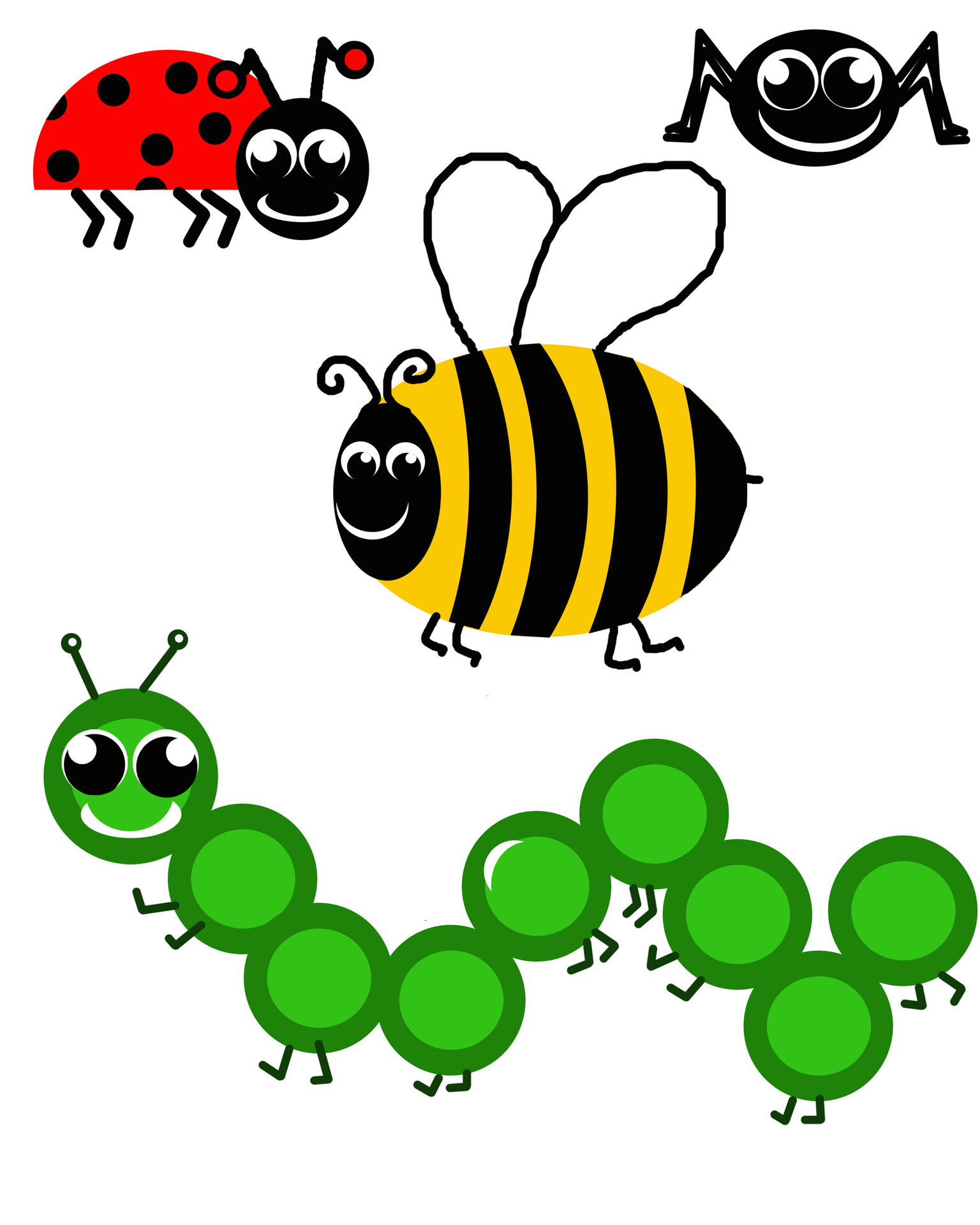 royalty free stock Insect transparent free for. Bugs clipart.