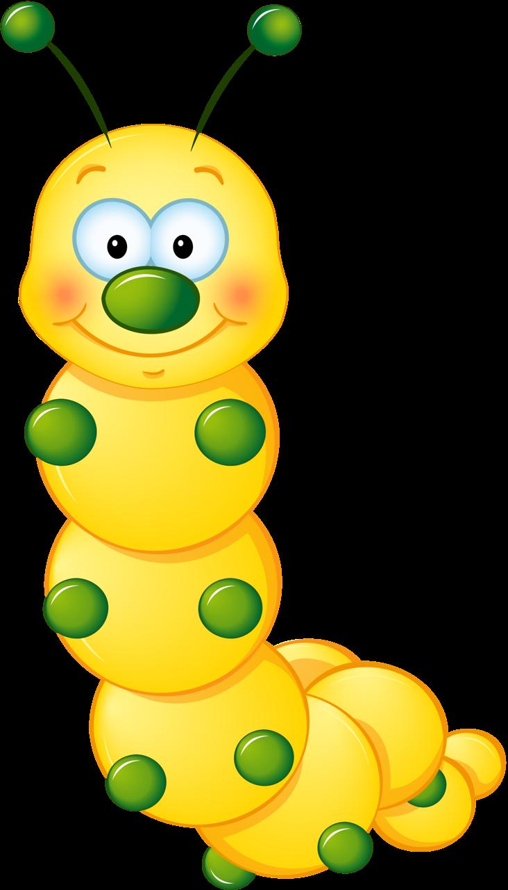 clip black and white download Yellow cute rovarok lepk. Caterpillar clipart shape