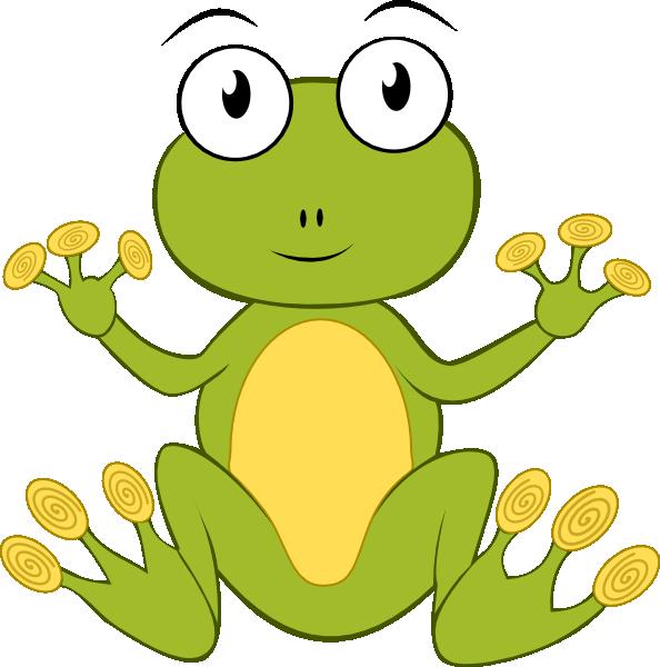jpg stock Bugs clipart frog. Clip art at clker.