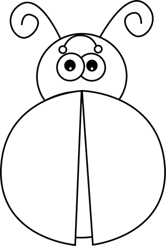 transparent Free on dumielauxepices net. Ladybug clipart black and white.
