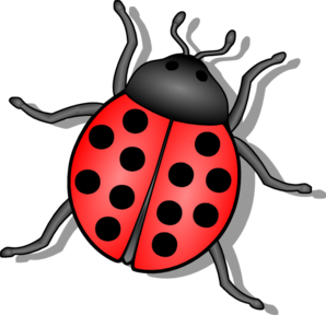 clip download Lady Bug Clip Art at Clker