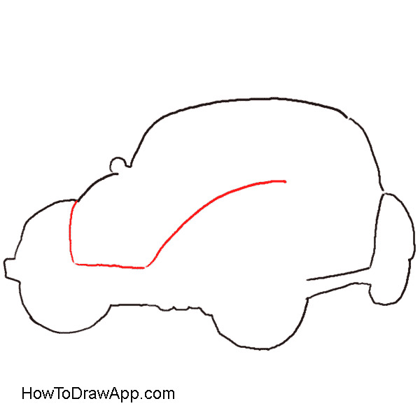 clipart freeuse How to draw a Volkswagen Beetle aka Volkswagen Bug