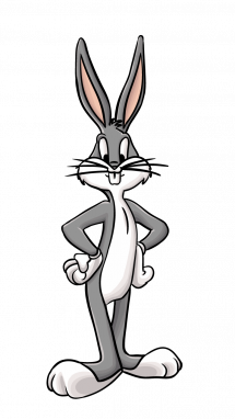 svg transparent stock How to Draw Bugs Bunny