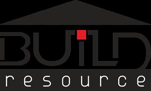 banner Resource logo cdr free. Build vector.