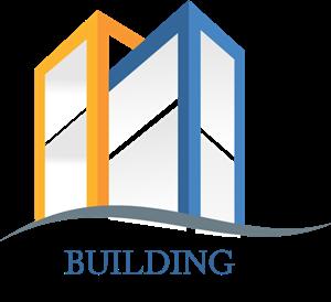 vector stock logo building