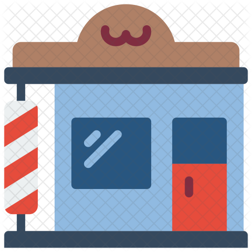 png download Icon real estate icons. Building clipart barber shop