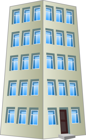 picture library Clip art at clker. Building clipart bulding.