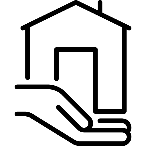 svg black and white Icon page png svg. Building clipart charity
