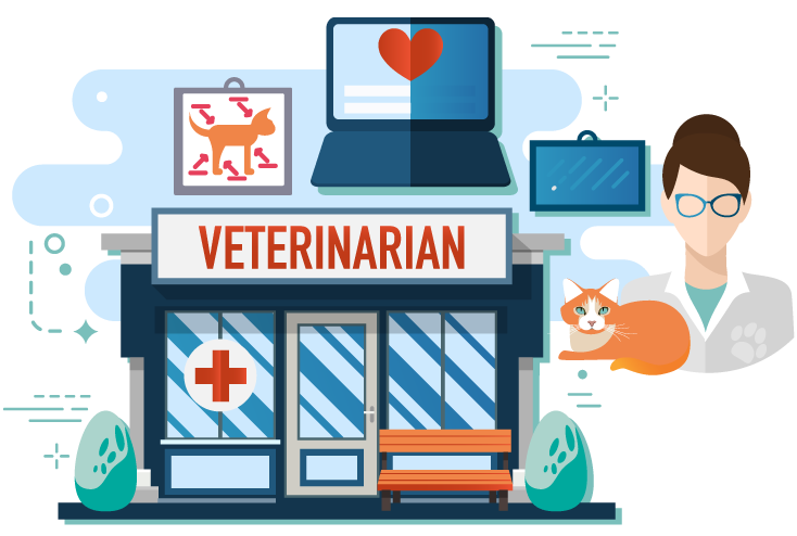 clip art transparent stock Why join us southern. Building clipart veterinarian.