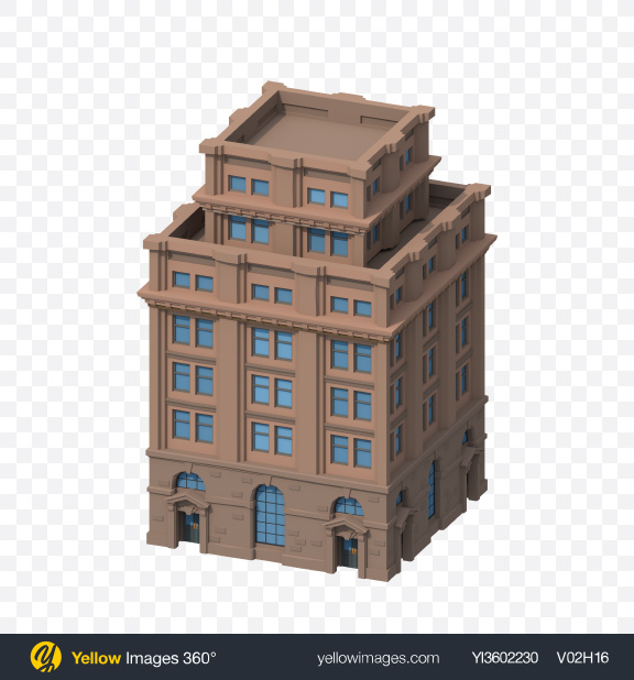 graphic black and white library Building transparent. Download low poly png