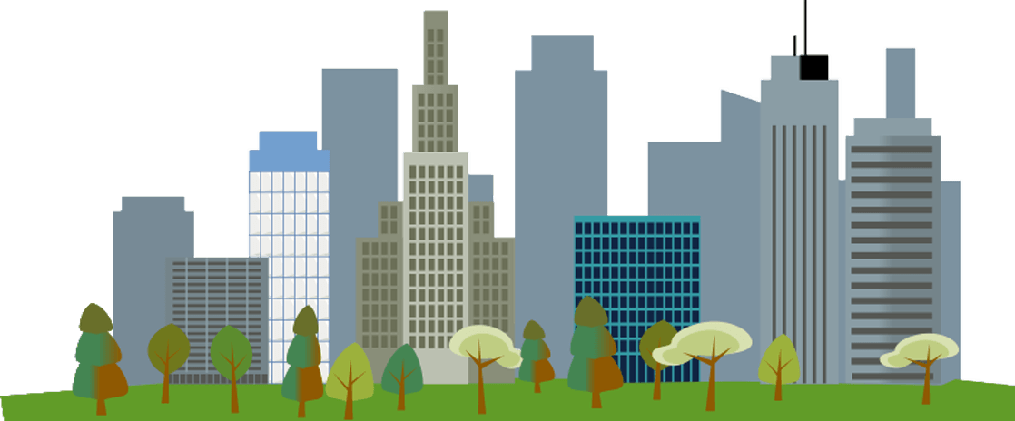 jpg royalty free download City png transparent images. Buildings clipart