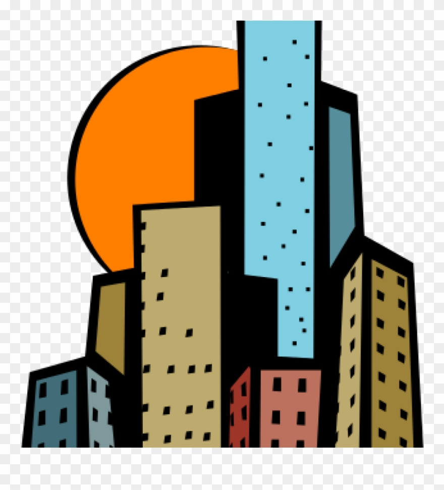 clip art royalty free library Tall building benefits of. Buildings clipart
