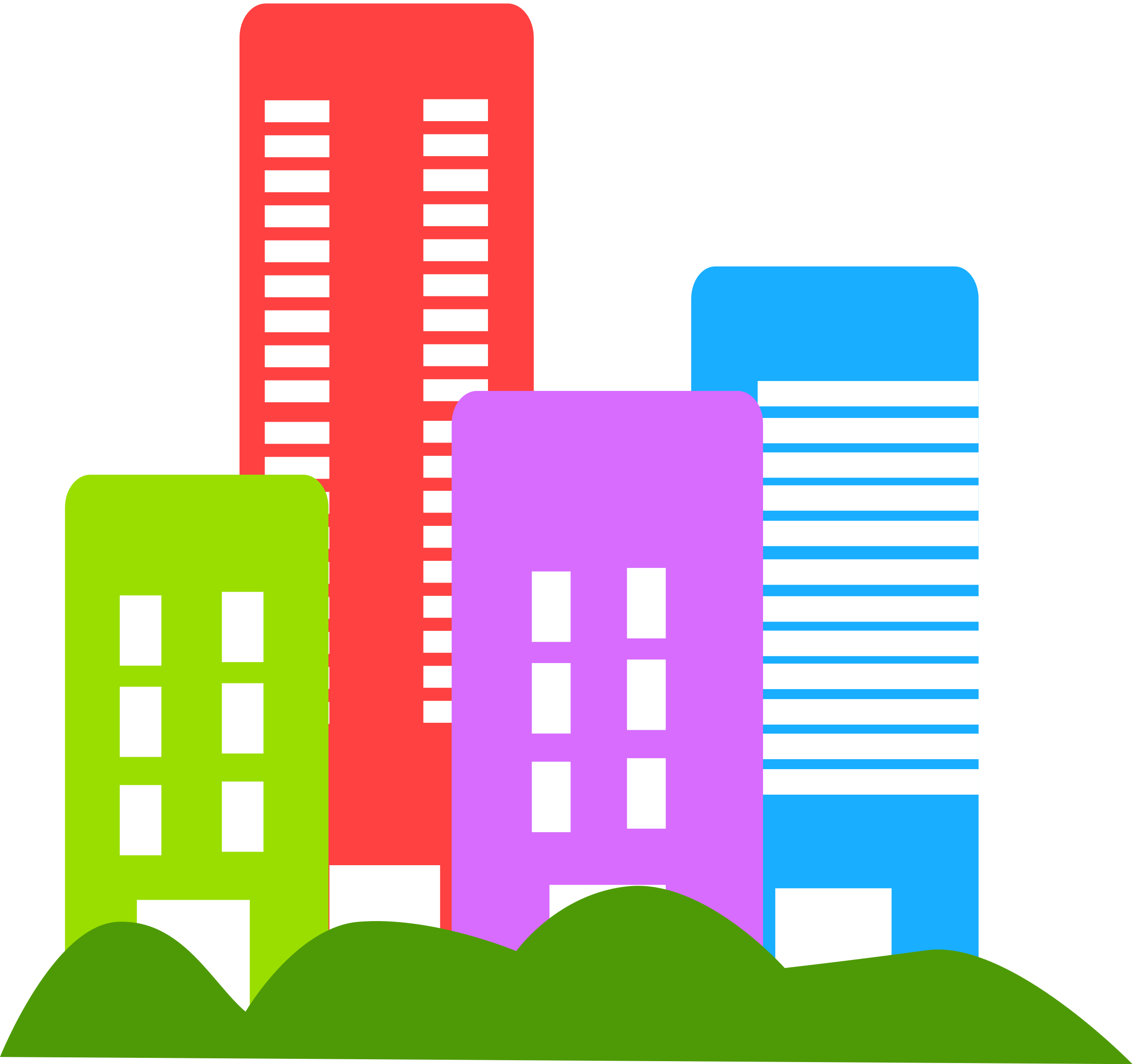 svg stock Fresh real estate cilpart. Buildings clipart