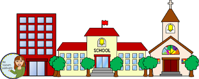 picture freeuse stock One teacher s adventures. Buildings clipart