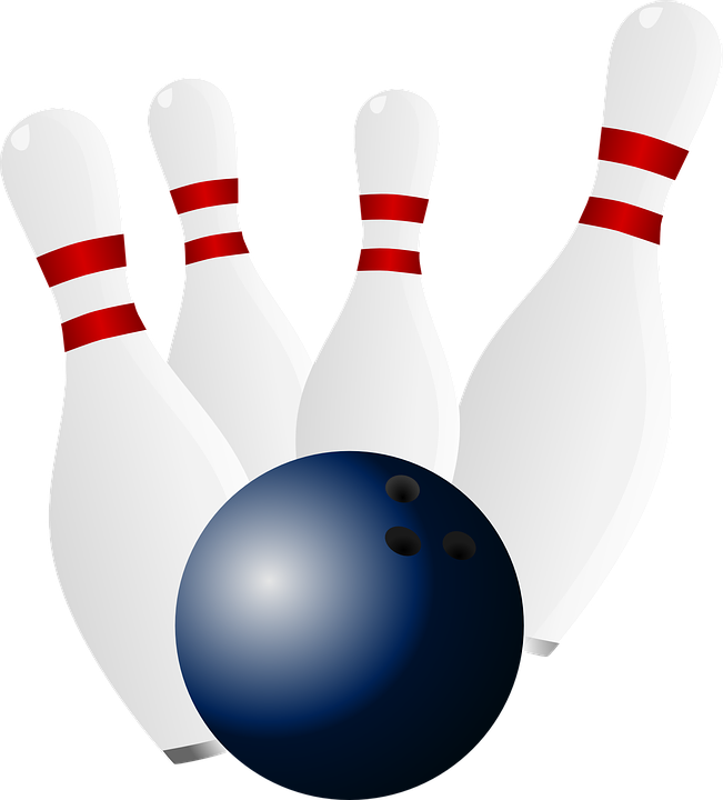 graphic free library bowling clipart png #59905175