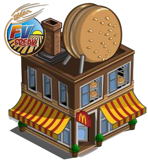 clipart freeuse download Buildings clipart burger. Building bulding pencil and