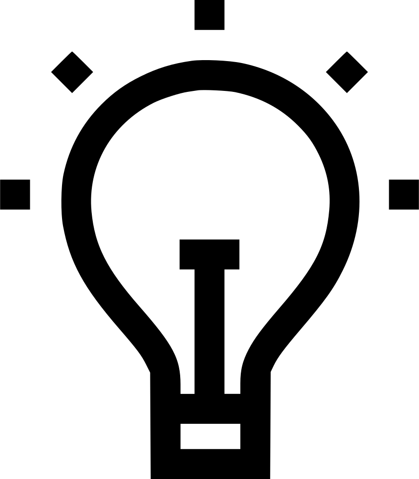 clip art free library Idea creative light energy. Bulb clipart creativity