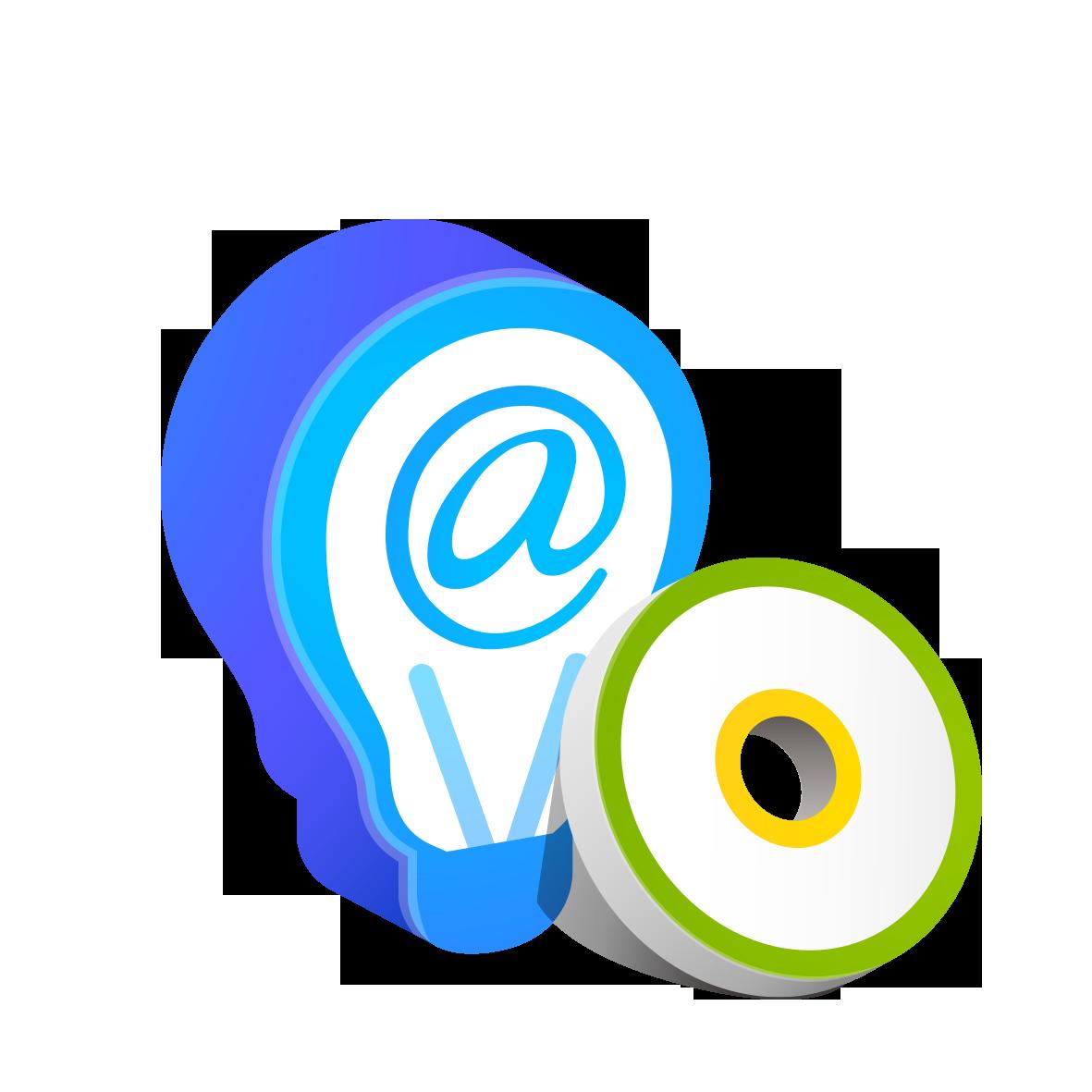 svg free library Blue designer clip art. Bulb clipart creativity.