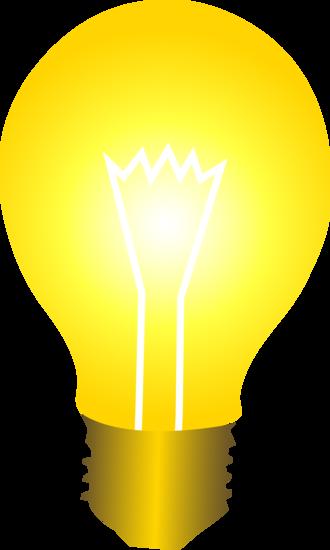 image transparent Bulb clipart electric bulb. Clip art of a