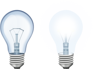freeuse stock Clip art at clker. Bulb clipart electric bulb
