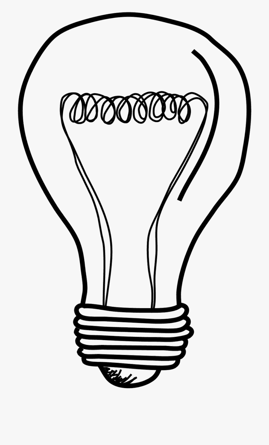 image transparent library Light drawing png . Bulb clipart genius hour