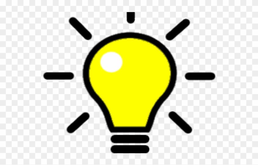 transparent Bulb clipart ligh. Enlightenment thinker incandescent light