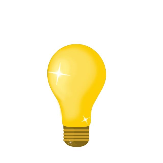 vector freeuse download Bulb clipart lightning. Light png vector psd