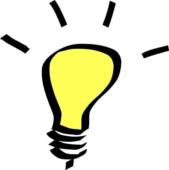 royalty free library Light Bulb Clip Art at Clker