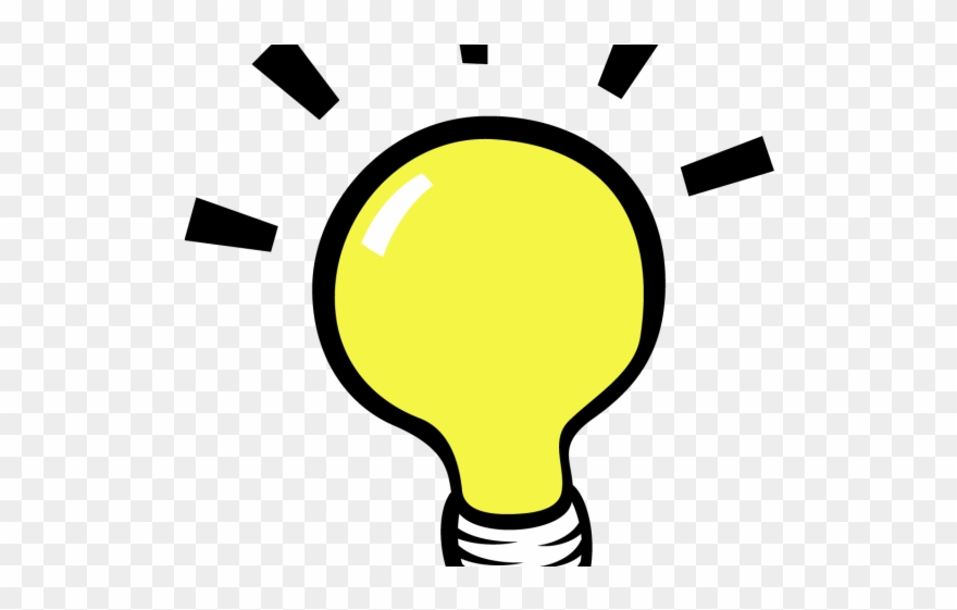 image Thinking brain cliparts light. Bulb clipart person.