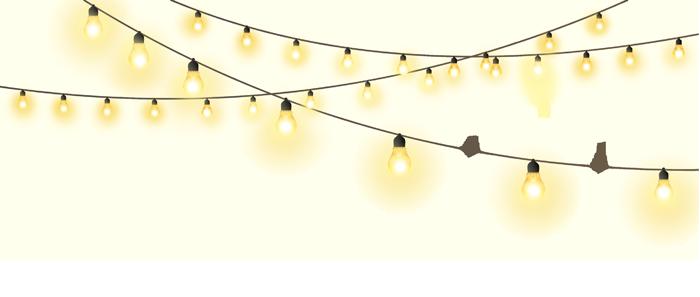 image Bulb clipart string light. Pin by fadiyah muhammad