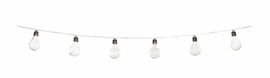 clipart Lightware led solar lights. Bulb clipart string light