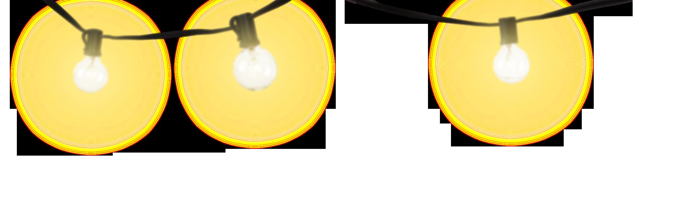 banner Christmas lights lighting incandescent. Bulb clipart string light