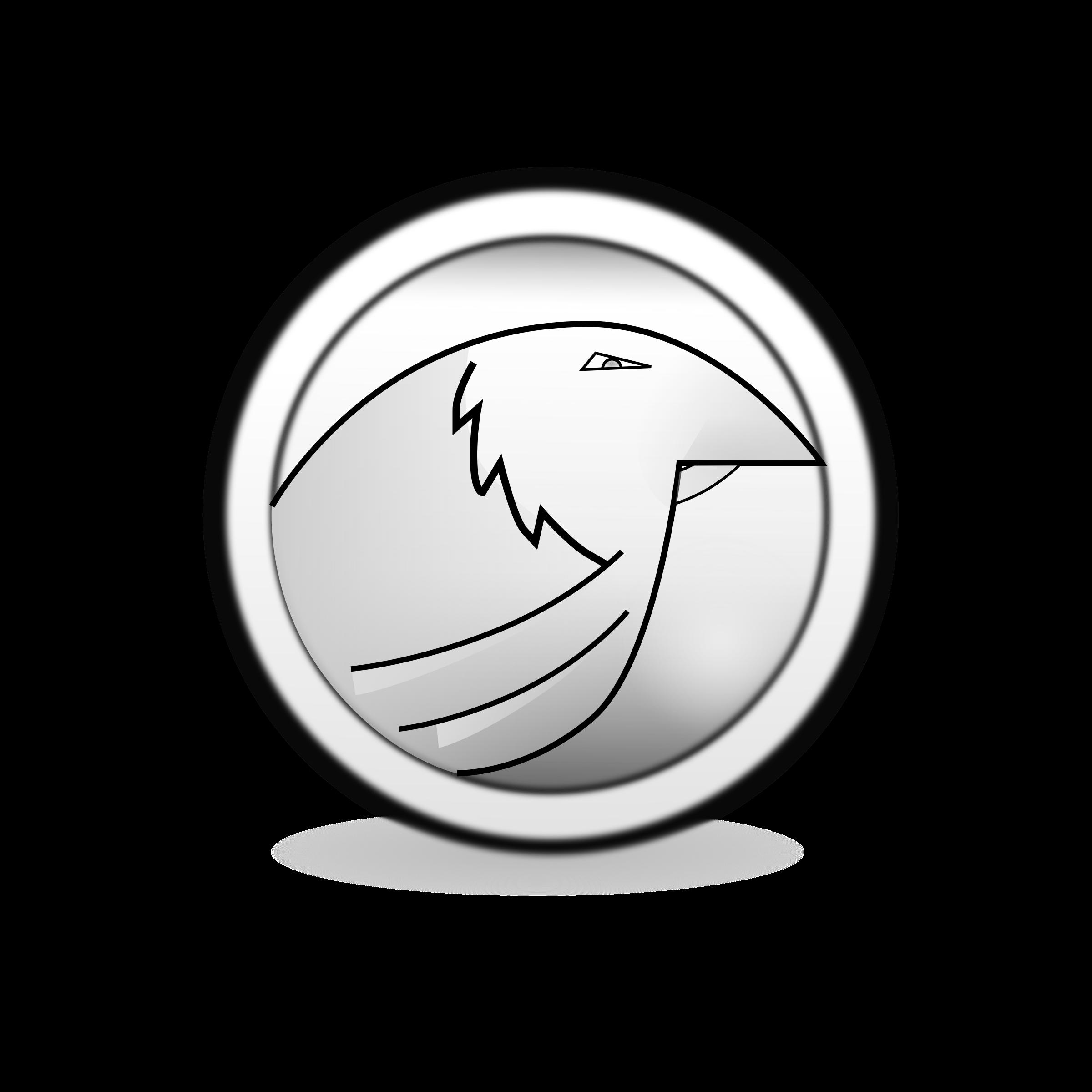 vector freeuse stock Bull clipart baby bobcat. Eagle logo animal free