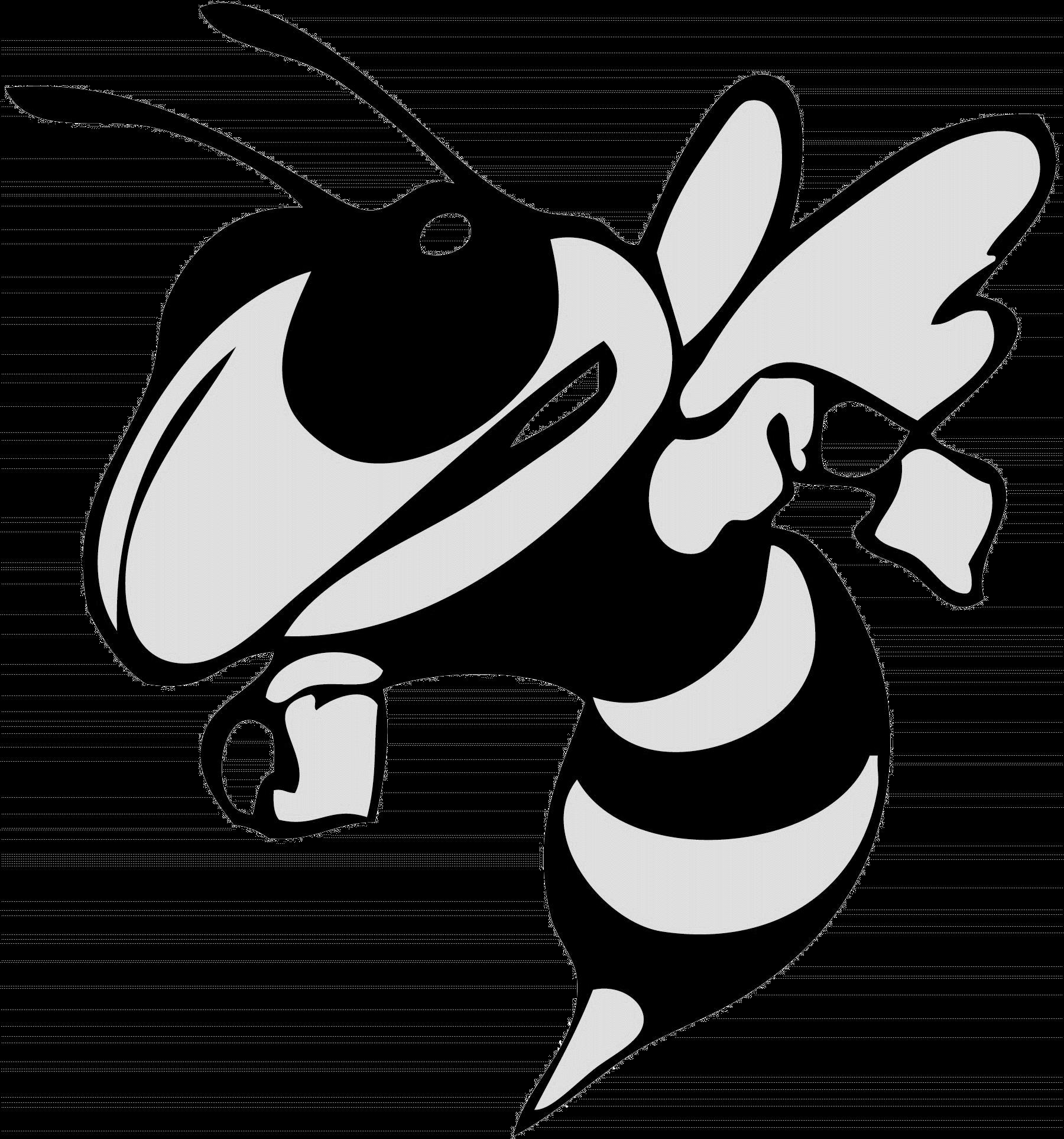 clip art royalty free stock Hornet clip art clipartblack. Bull clipart baby bobcat
