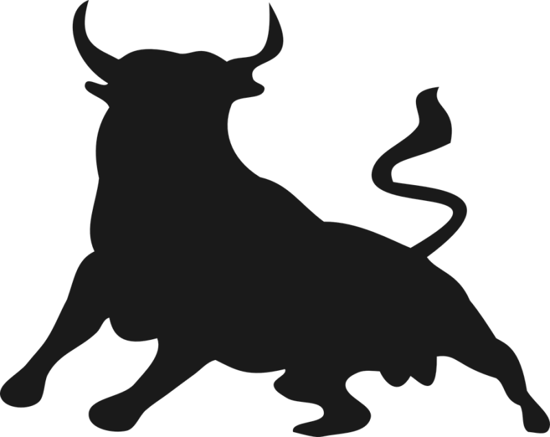 image library library Angus Bull Head Silhouette at GetDrawings
