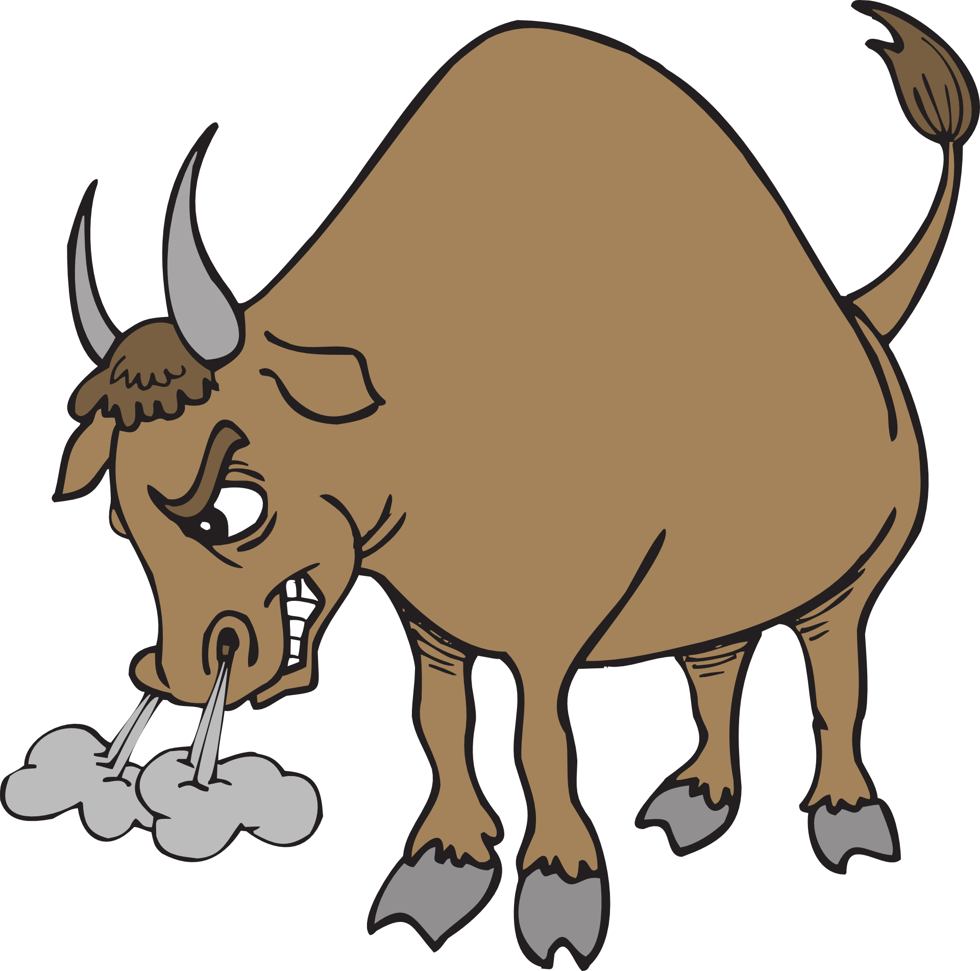 vector download Bull clipart cow. Hereford cattle texas longhorn.
