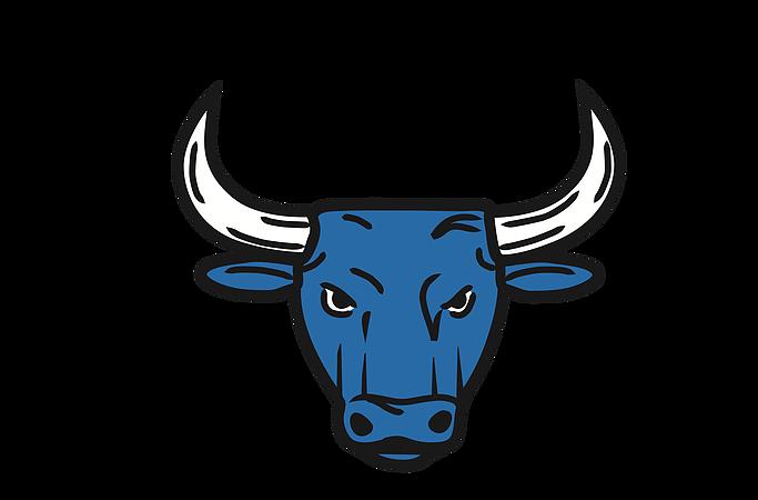 image freeuse stock Bluebulltavern . Bull clipart pitcher.