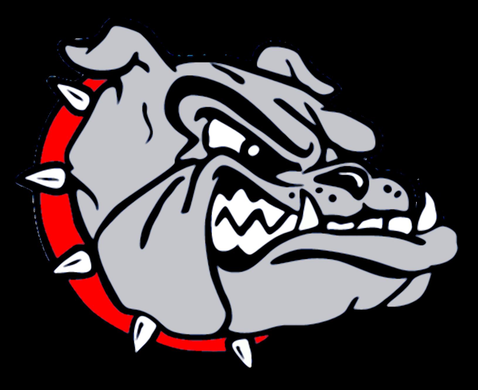 clip art freeuse stock Bulldog Baseball Logo