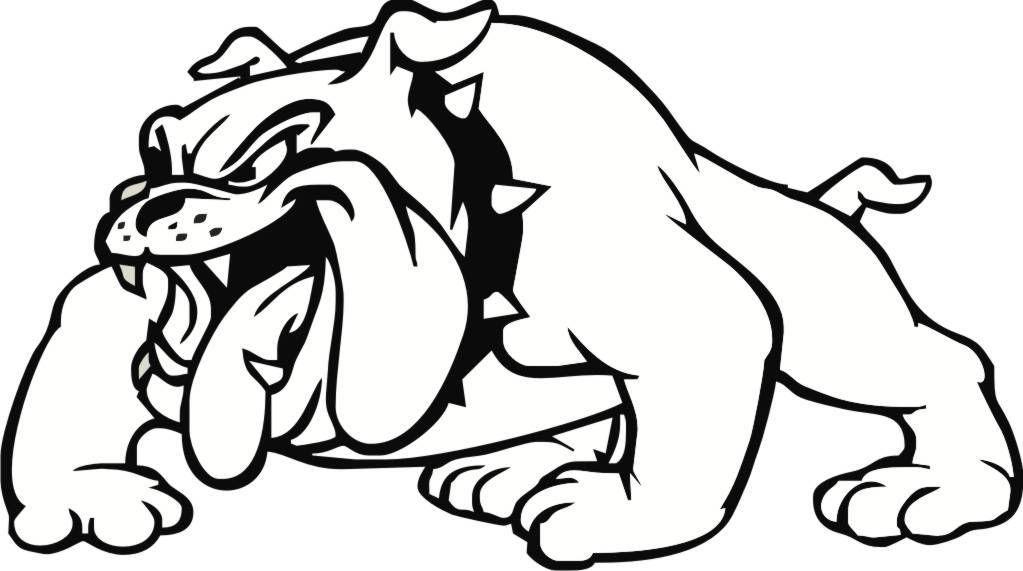 jpg transparent Bulldog clipart. Free pictures clipartix cartoon.